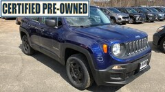 2016 Jeep Renegade Sport 4x4 SUV Certified Pre-Owned For Sale in Danbury, CT