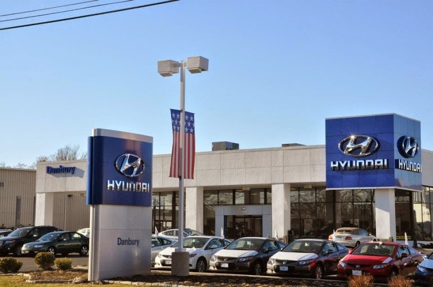 About danbury hyundai danbury new hyundai used car for Department of motor vehicles waterbury ct