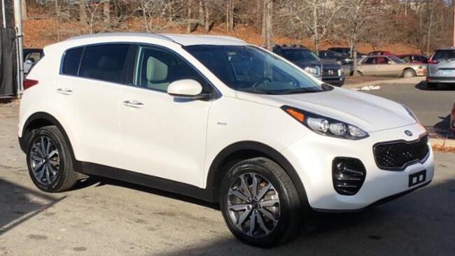 Certified 2017 Kia Sportage EX SUV Danbury, CT