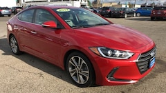 2017 Hyundai Elantra Limited Sedan Certified Pre-Owned For Sale in Danbury, CT