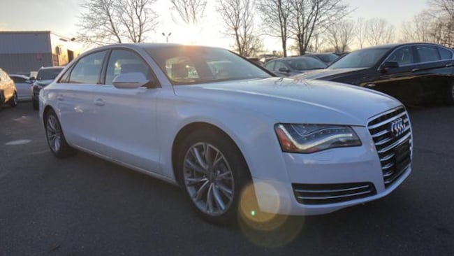 Used 2012 Audi A8 L 4.2 FSI Sedan Danbury, CT