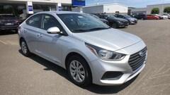 Certified Pre-Owned 2018 Hyundai Accent Sedan Danbury, CT