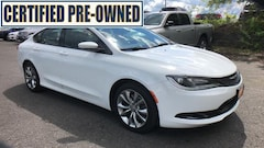 2015 Chrysler 200 S Sedan Certified Pre-Owned For Sale in Danbury, CT