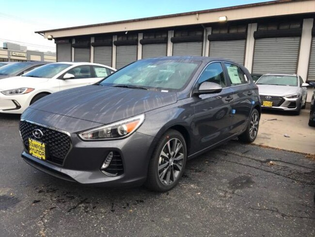 New 2018 Hyundai Elantra GT Base Hatchback Danbury, CT