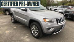 2016 Jeep Grand Cherokee Limited 4x4 SUV Certified Pre-Owned For Sale in Danbury, CT