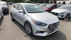 Certified Pre-Owned 2019 Hyundai Accent Limited Sedan Danbury, CT
