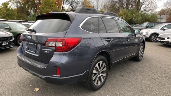 Used 2015 Subaru Outback For Sale at Danbury Kia   VIN: 4S4BSELC4F3268137