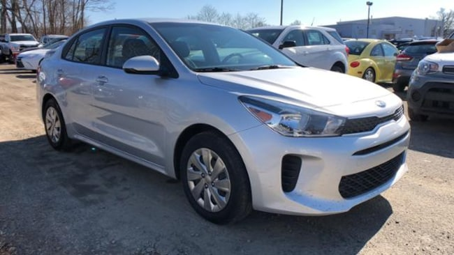 Certified 2018 Kia Rio S Sedan Danbury, CT