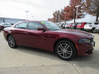 New 2019 Dodge Charger SXT AWD Sedan DC21515 for sale in Waterloo, IA