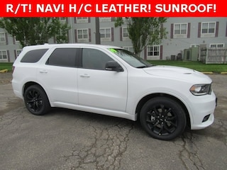 New 2019 Dodge Durango R/T AWD Sport Utility for sale in Waterloo, IA