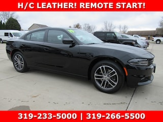 New 2019 Dodge Charger SXT AWD Sedan DC21516 for sale in Waterloo, IA