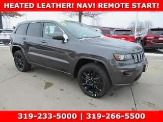 New 2019 Jeep Grand Cherokee ALTITUDE 4X4 Sport Utility J13268 for sale in Waterloo, IA