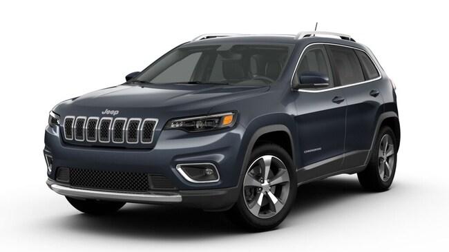 New 2019 Jeep Cherokee LIMITED 4X4 Sport Utility Waterloo, IA