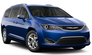 New 2019 Chrysler Pacifica LIMITED Passenger Van C12164 for sale in Waterloo, IA