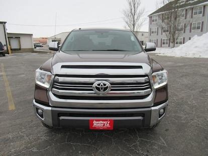 Used 2016 Toyota Tundra 1794 For Sale in Waterloo, IA | VIN