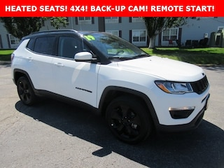 New 2019 Jeep Compass ALTITUDE 4X4 Sport Utility for sale in Waterloo, IA