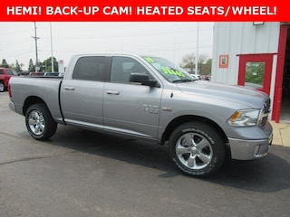 New 2019 Ram 1500 Classic BIG HORN CREW CAB 4X4 5'7 BOX Crew Cab for sale in Waterloo, IA