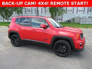 New 2019 Jeep Renegade ALTITUDE 4X4 Sport Utility for sale in Waterloo, IA