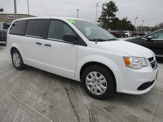 New 2019 Dodge Grand Caravan SE Passenger Van for sale in Waterloo, IA