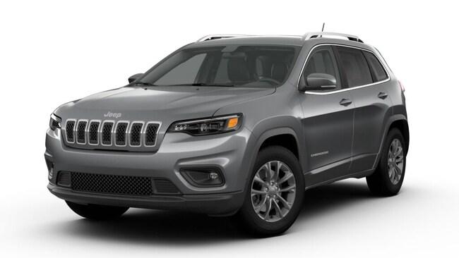 New 2019 Jeep Cherokee LATITUDE PLUS 4X4 Sport Utility Waterloo, IA