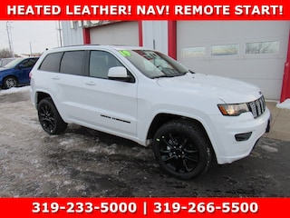 New 2019 Jeep Grand Cherokee ALTITUDE 4X4 Sport Utility J13277 for sale in Waterloo, IA