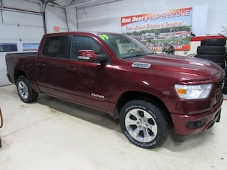 New 2019 Ram 1500 BIG HORN / LONE STAR CREW CAB 4X4 5'7 BOX Crew Cab DT21619 for sale in Waterloo, IA