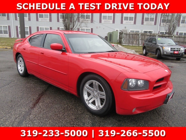 Used 2007 Dodge Charger R/T For Sale in Waterloo, IA   VIN:  2B3LA53H77H638326