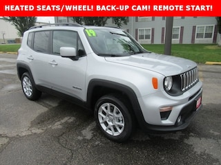 New 2019 Jeep Renegade LATITUDE 4X4 Sport Utility for sale in Waterloo, IA