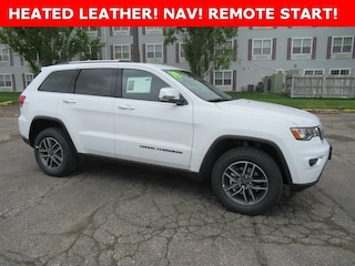 New 2019 Jeep Grand Cherokee LIMITED 4X4 Sport Utility for sale in Waterloo, IA