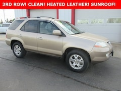 Used 2002 Acura MDX Touring Pkg SUV U25401A for sale in Waterloo, IA