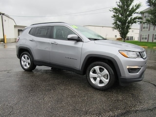 New 2018 Jeep Compass LATITUDE FWD Sport Utility for sale in Waterloo, IA