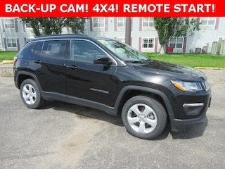 New 2019 Jeep Compass LATITUDE 4X4 Sport Utility for sale in Waterloo, IA