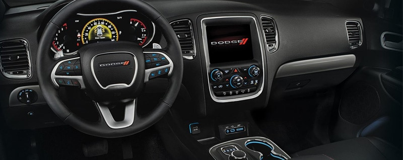 2017 Dodge Durango Interior