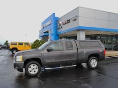 2011 Chevrolet Silverado 1500 LTZ Truck Extended Cab