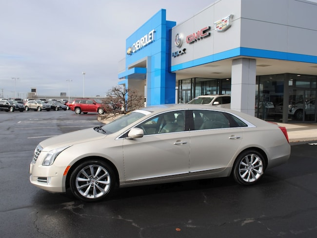 Used 2014 Cadillac Xts Luxury For Sale In Sidney Oh