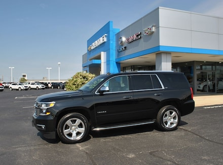 2015 Chevrolet Tahoe LTZ SUV