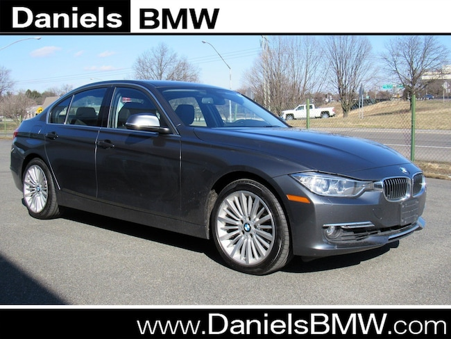 Certified 2015 BMW 328i xDrive w/SULEV Sedan for sale in Allentown, PA