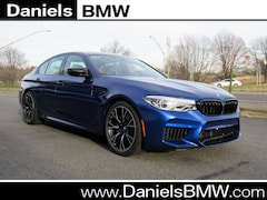 New 2019 BMW M5 Competition Sedan for sale near Easton, PA