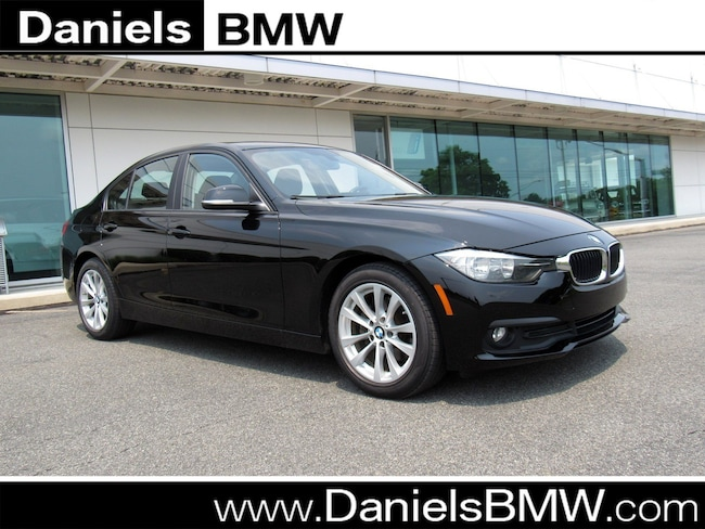 Certified 2016 BMW 320i xDrive Sedan for sale in Allentown, PA
