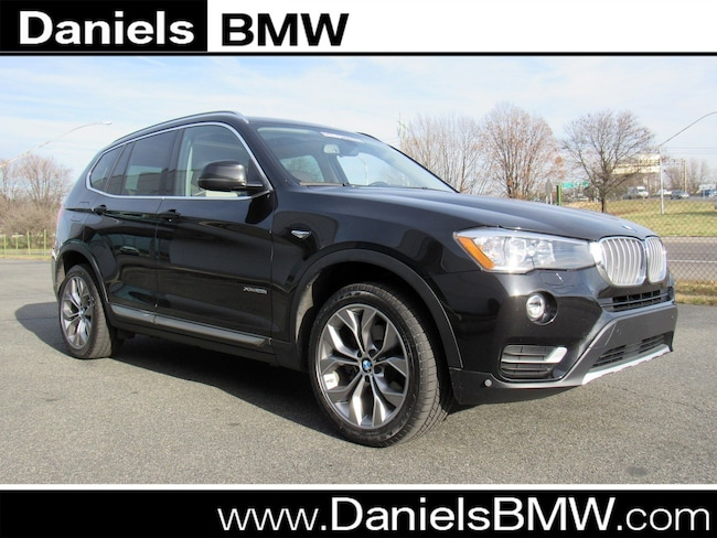 Used 2016 BMW X3 xDrive28i SAV for sale in Allentown, PA