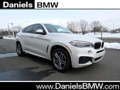 Certified 2016 BMW X6 xDrive35i Sports Activity Coupe for sale in Allentown, PA