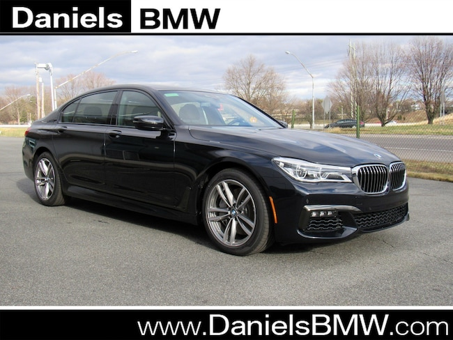 New 2019 BMW 750i xDrive Sedan for sale near Easton, PA
