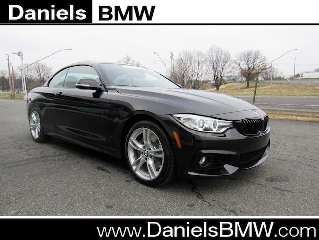 Certified 2016 BMW 435i xDrive Convertible for sale in Allentown, PA
