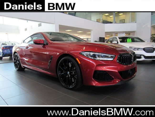 New 2019 BMW M850i xDrive Coupe for sale near Easton, PA