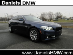 Certified 2016 BMW 528i xDrive Sedan for sale in Allentown, PA