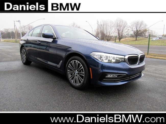 Used 2018 BMW 530i xDrive Sedan for sale in Allentown, PA