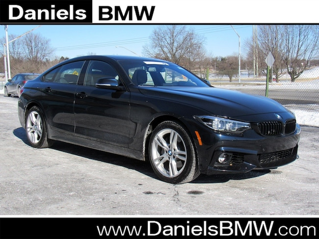 Certified 2018 BMW 440i xDrive Gran Coupe for sale in Allentown, PA