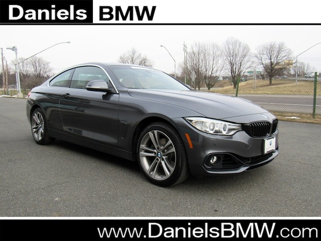 Certified 2016 BMW 428i xDrive SULEV Coupe for sale in Allentown, PA