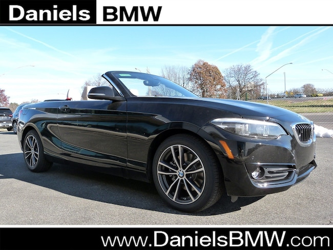 New 2019 BMW 230i xDrive Convertible for sale near Easton, PA