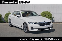 New 2021 BMW 530i xDrive Sedan for sale near Easton, PA